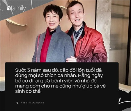 Bi kịch gia đình Vũ Hán: Con gái từ Anh về chăm mẹ bị ung thư, không lâu sau hai bố con nhiễm Covid-19 0