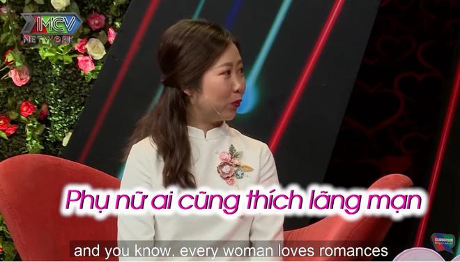 Chị Thu Vân thích một người đàn ông chững chạc nhưng cũng cần lãng mạn, nhẹ nhàng chút.