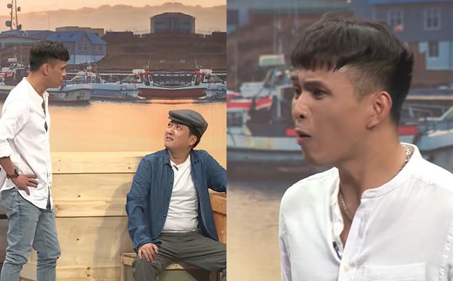 Hồ Quang Hiếu 'xoáy' Trường Giang: 'Vợ biết anh lùn mà vẫn chịu lấy, anh nên biết điều' 0