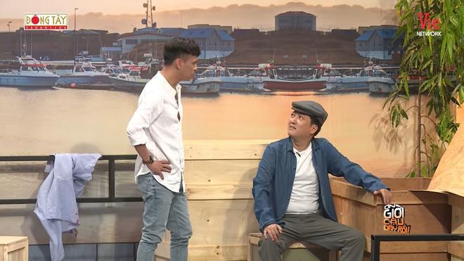 Hồ Quang Hiếu 'xoáy' Trường Giang: 'Vợ biết anh lùn mà vẫn chịu lấy, anh nên biết điều' 3