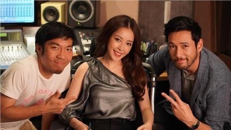 Chi Pu cùng ekip đoàn làm phim Friend Zone.