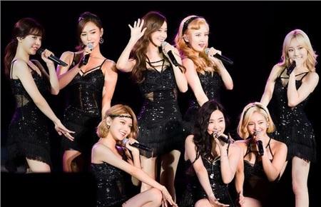 Nhóm nhạc huyền thoại của KPop gen 2 - Girls' Generation.