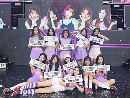 IOI xác nhận tái hợp: Somi và Yeonjung không thể tham gia 1