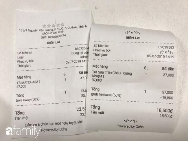 Uống thử trà sữa... 'Fake' ẩn mình sau các ứng dụng đặt hàng online, pha chế thủ công và giá chỉ bằng 1/2 hàng thật 11