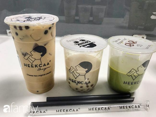 Uống thử trà sữa... 'Fake' ẩn mình sau các ứng dụng đặt hàng online, pha chế thủ công và giá chỉ bằng 1/2 hàng thật 13