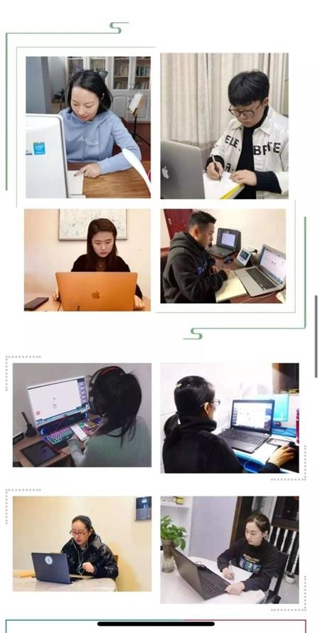 Để đảm bảo các tiết dạy và học trực tuyến diễn ra suôn sẻ, các giáo viên của Trường tiểu học thực nghiệm Giang Nam đã chuẩn bị từ 1 tuần trước.