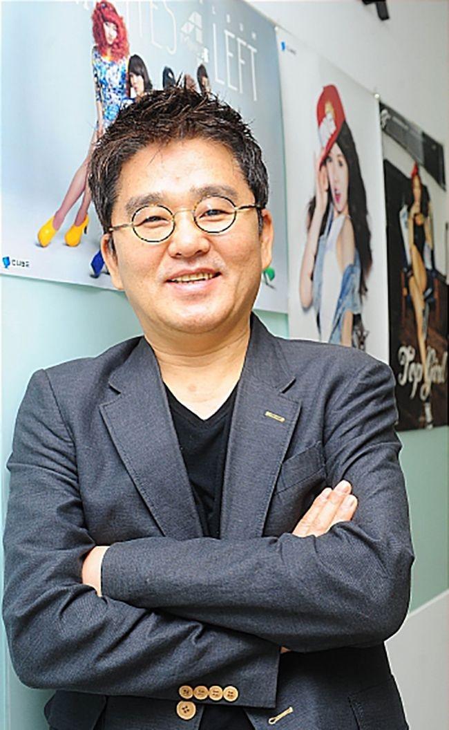 Hong Seung Sung – Nhà sáng lập Cube.