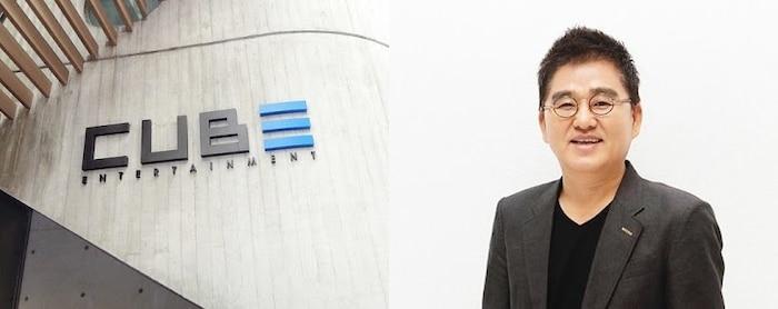 Hong Seung Sung tố cổ đông công ty muốn can thiệp vào việc điều hành Cube thay vì đầu tư đơn thuần.