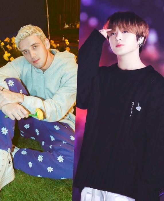 Lauv đã dành cho Jungkook (BTS) lời nhận xét đặc biệt.