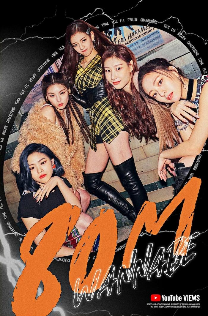 MV Wannabe của ITZY cán mốc 80 triệu lượt xem sau hơn 3 tuần ra mắt 1