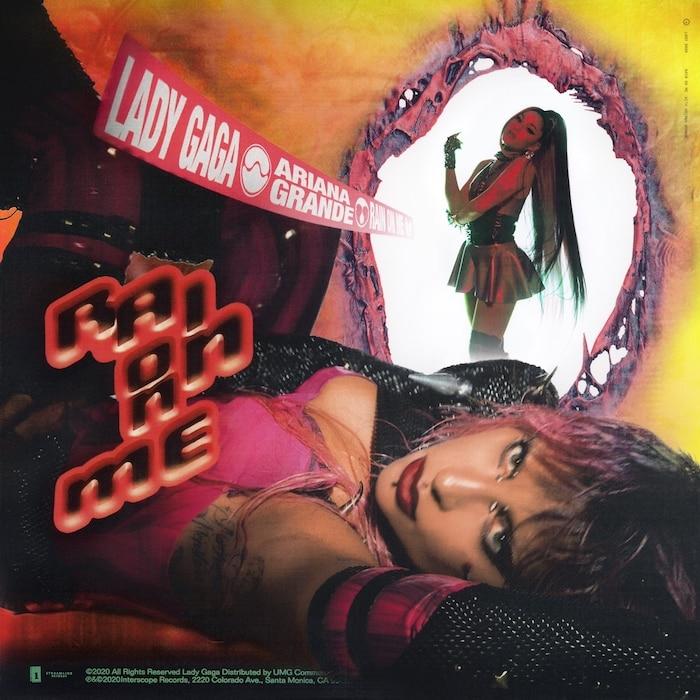 Trời đã nóng mà nghe 'Rain On Me' của Lady Gaga và Ariana Grande bốc thế này thì chịu sao thấu! 0