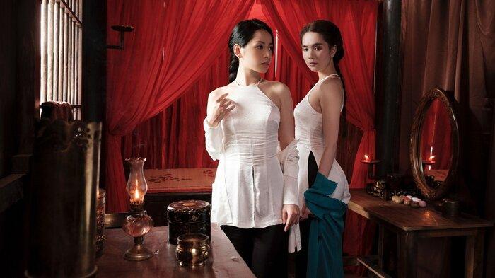 MV mới còn chưa lên sóng, Chi Pu đã bị fan 'tố' dùng lại đồ cũ trong Anh ơi ở lại 0