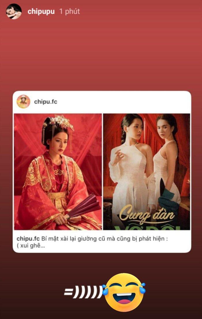 MV mới còn chưa lên sóng, Chi Pu đã bị fan 'tố' dùng lại đồ cũ trong Anh ơi ở lại 2