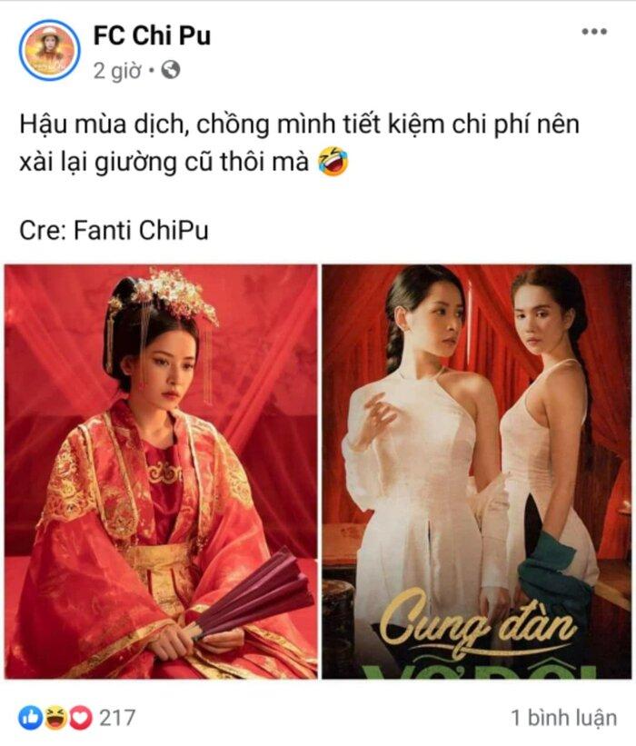 MV mới còn chưa lên sóng, Chi Pu đã bị fan 'tố' dùng lại đồ cũ trong Anh ơi ở lại 1