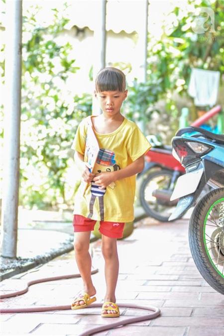 Ánh mắt cầu cứu của 29 đứa trẻ bị bố mẹ bỏ rơi, lớn lên trong vòng tay của người Thầy nơi cửa Phật 12