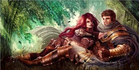 Đến một vị tướng 'sát thủ máu lạnh' như Katarina mà còn có Garen, bạn đã có ai chưa?