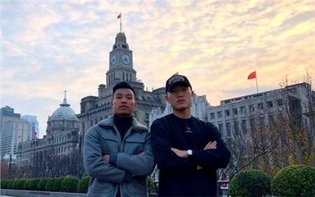 Văn Thanh kêu gọi like fanpage, Xuân Trường rủ Đức Huy report luôn trang cá nhân 4