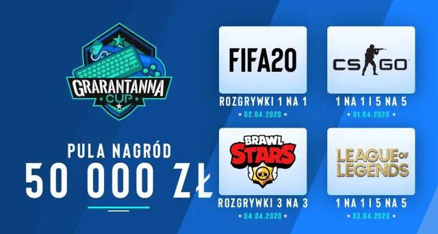 Bộ Số hóa Ba Lan công bố giải đấu Grarantana Cup cho các học sinh tham gia trong thời gian nghỉ phòng tránh dịch Covid-19