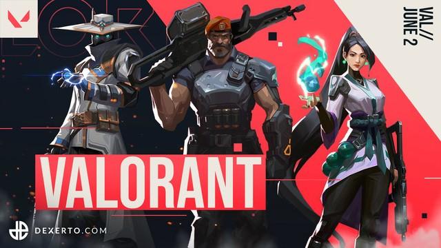 VALORANT được Riot Games thông báo cách đây ít giờ là sẽ phát hành toàn cầu vào ngày 2/6 sắp tới