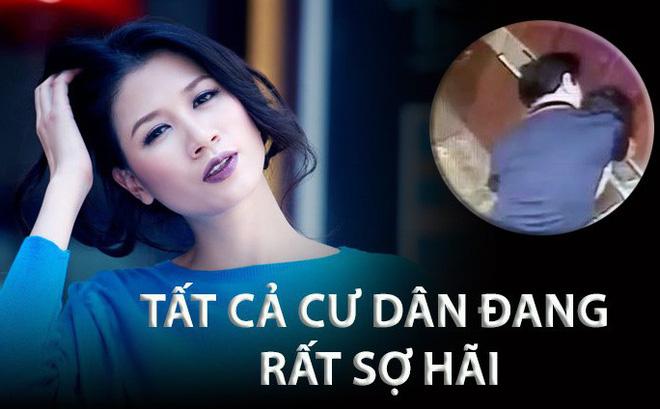 Cựu siêu mẫu Trang Trần tiết lộ vụ bé gái bị sàm sỡ trong thang máy khiến cả chung cư sống trong sợ hãi 0
