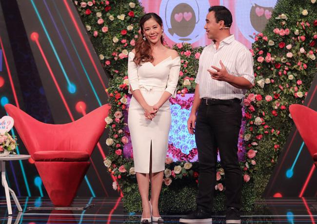 Nam Thư được chọn thay thế cho Cát Tường ở 'Bạn muốn hẹn hò'.