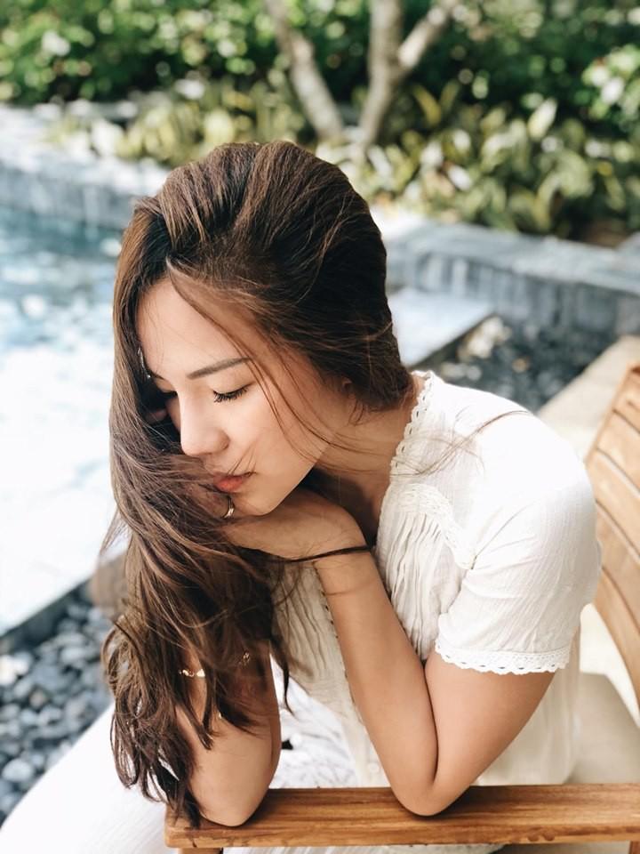 Lý Phương Châu đẹp đằm thắm dưới ống kính của người tình Hiền Sến 2