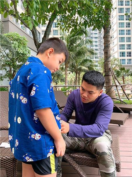Nhân ngày của Cha, kể về những ông bố dượng tuyệt vời nhất showbiz Việt: Chính trái tim đã khiến chúng ta trở thành cha con 8