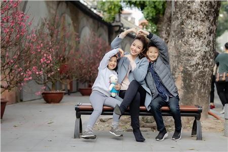 Hoa hậu Jennifer Phạm có cuộc sống hôn nhân rất hạnh phúc.