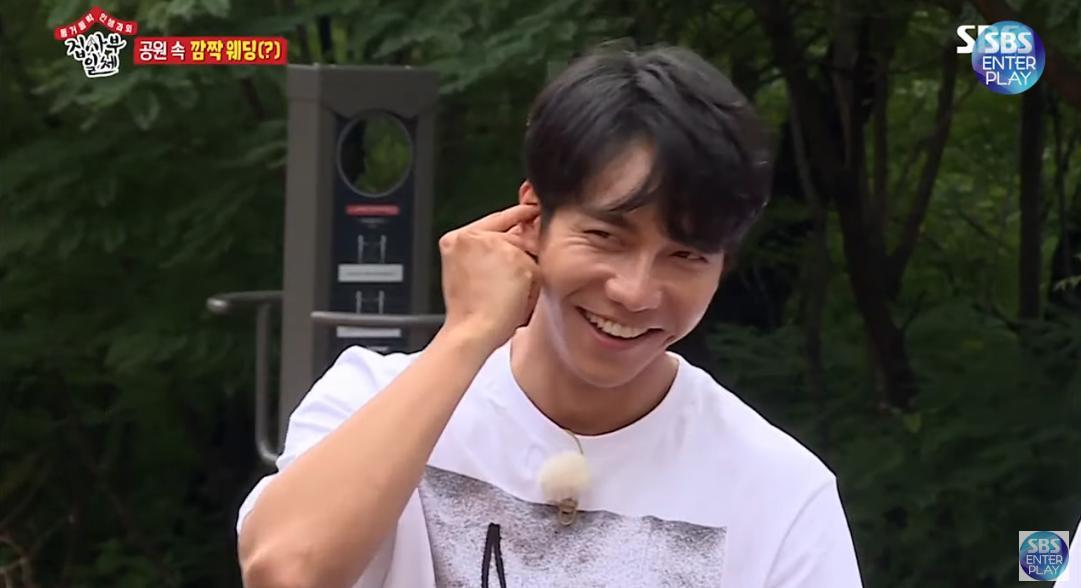 Lee Seung Gi cho biết sẽ tổ chức đám cưới tương lai một cách tiết kiệm nhất.