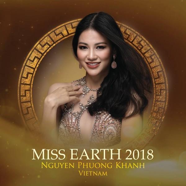 Miss Earth Phương Khánh bắt đầu hành trình tìm kiếm người kế vị vương miện 1