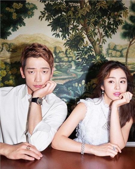 'Bà bầu 4 tháng' Kim Tae Hee lần đầu xuất hiện cùng ông xã, hành động của Bi Rain khiến ai cũng phải khen ngợi 1