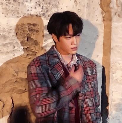 Và không thể không nhắc tới Kai (EXO) người mới được Gucci chọn làm đại sứ thương hiệu của họ cách đây không lâu