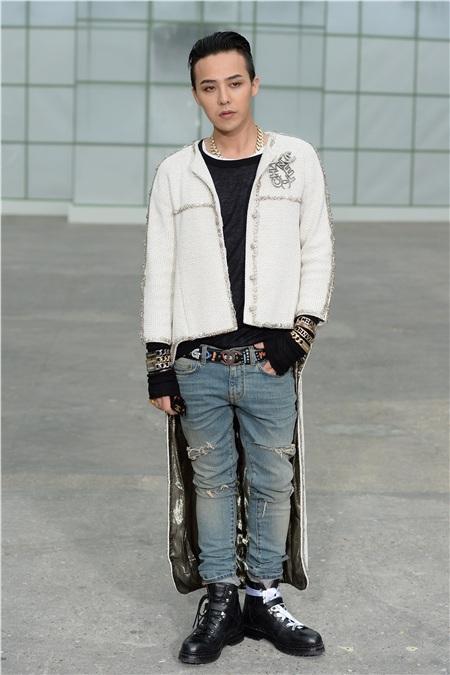 Từ G-Dragon, ông hoàng thời trang của Kpop