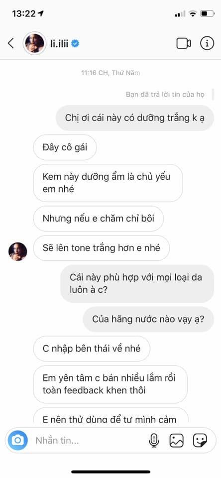 Lưu Đê Li bị 'bóc phốt' bán hàng kém chất lượng gây dị ứng, nhưng thái độ của cô mới khiến dân mạng xôn xao 2