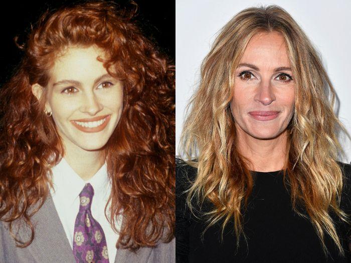 11 người đẹp Hollywood nổi tiếng với màu tóc đỏ hóa ra lại là 'tóc vàng hoe' chính hiệu 2