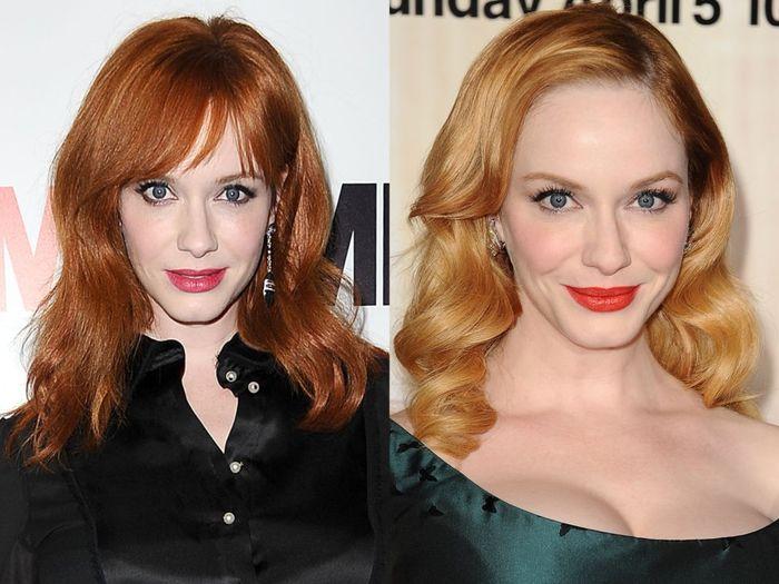 11 người đẹp Hollywood nổi tiếng với màu tóc đỏ hóa ra lại là 'tóc vàng hoe' chính hiệu 3