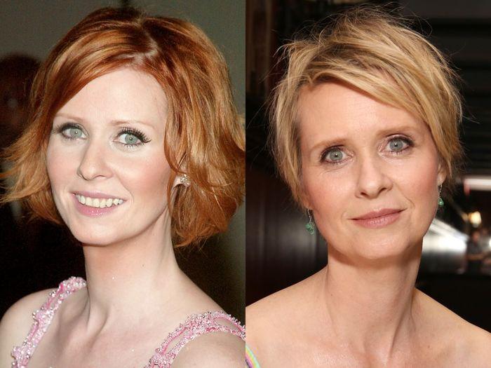 11 người đẹp Hollywood nổi tiếng với màu tóc đỏ hóa ra lại là 'tóc vàng hoe' chính hiệu 7