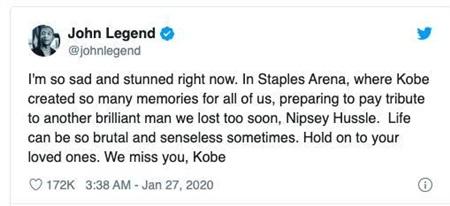 John Legend.
