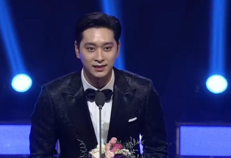 Nam diễn viênChansung (2PM)