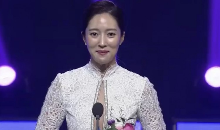 Nữ diễn viên Wang Bit Na