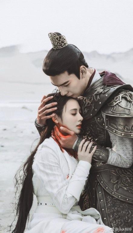 Trần Tinh Húc không thể thoát khỏi tâm trạng đau đớn của cái kết bi thảm trong 'Đông cung' 1