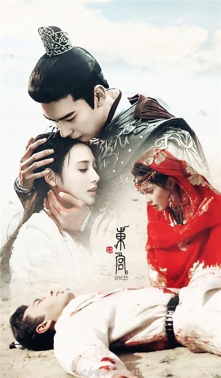 Trần Tinh Húc không thể thoát khỏi tâm trạng đau đớn của cái kết bi thảm trong 'Đông cung' 6