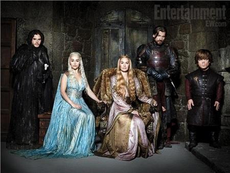 Tác giả 'Game of Thrones': Kết cục của phim sẽ khác hẳn so với trong tiểu thuyết 6