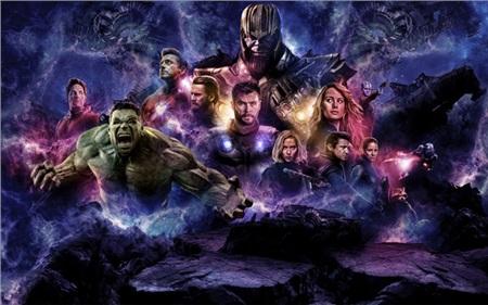 Captain Marvel phát thông điệp bí mật thông qua 'thần giao cách cảm' với Thor trong 'Avengers: Endgame'? 0