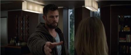 Captain Marvel phát thông điệp bí mật thông qua 'thần giao cách cảm' với Thor trong 'Avengers: Endgame'? 4