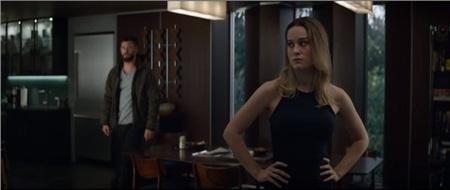 Captain Marvel phát thông điệp bí mật thông qua 'thần giao cách cảm' với Thor trong 'Avengers: Endgame'? 2