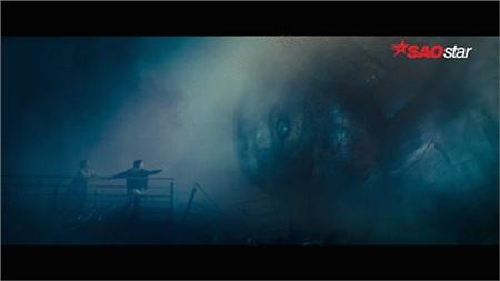 Chương Tử Di xuất hiện trong trailer bi tráng của Godzilla: King of the Monsters giữa tâm bão Avengers: Endgame 3