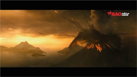 Chương Tử Di xuất hiện trong trailer bi tráng của Godzilla: King of the Monsters giữa tâm bão Avengers: Endgame 2