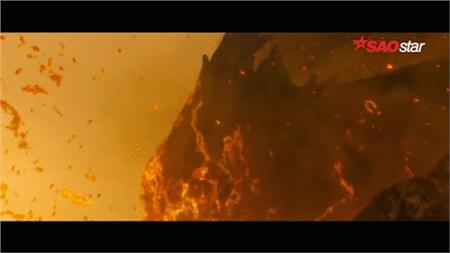 Chương Tử Di xuất hiện trong trailer bi tráng của Godzilla: King of the Monsters giữa tâm bão Avengers: Endgame 5