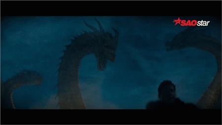 Chương Tử Di xuất hiện trong trailer bi tráng của Godzilla: King of the Monsters giữa tâm bão Avengers: Endgame 6